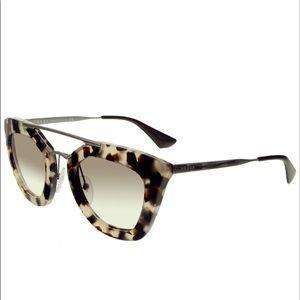 Women's Prada PR 09QS 2AU6S1 Sunglasses
